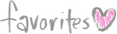 favorites logo