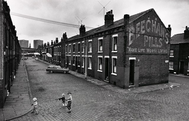 make life worth living by nick hedges street scene