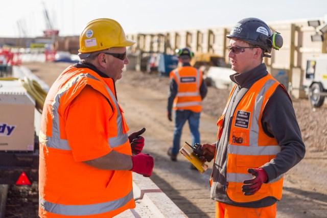 i360 concrete foundation pour 2015-05-30