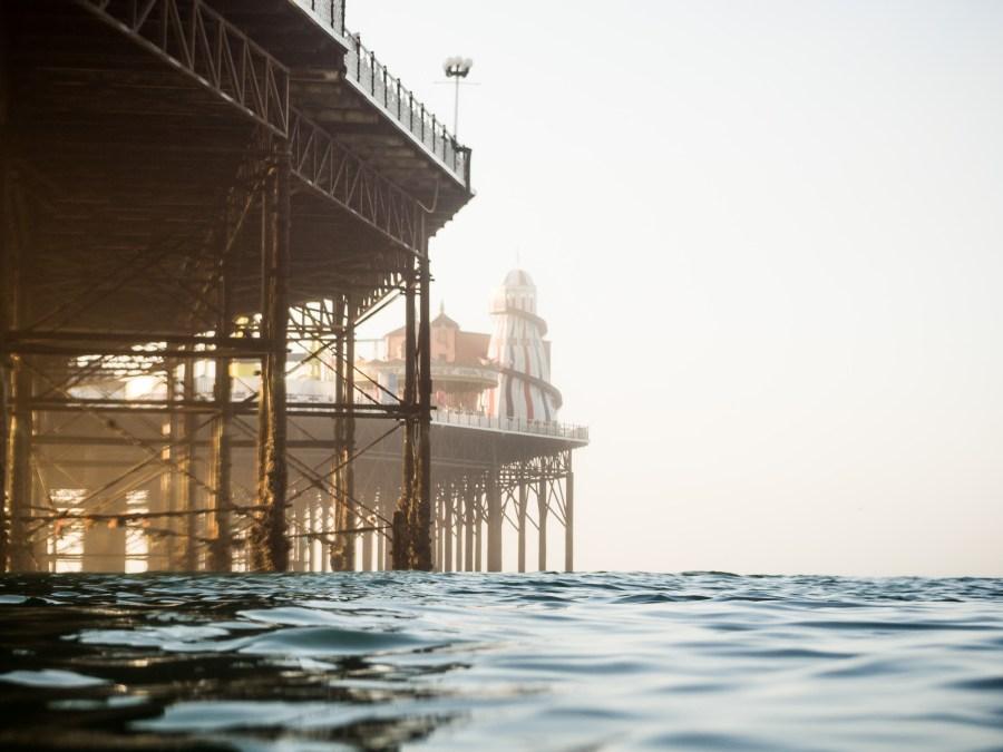 Brighton Pier - November 2015