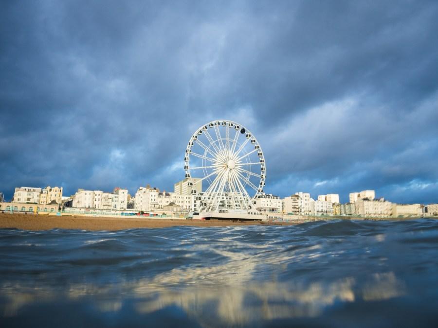 Brighton Wheel - November 2015