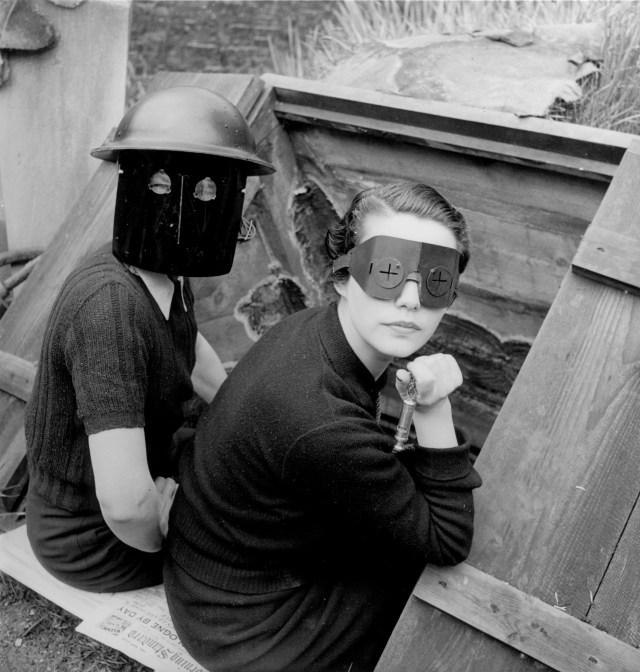 Lee Miller women at war