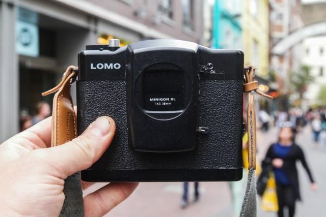 The Lomo LC-A 120