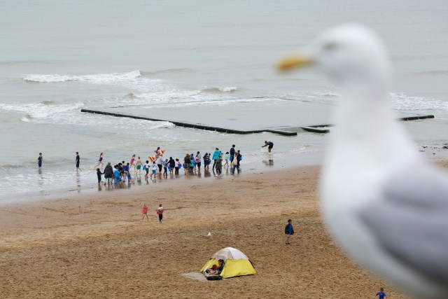 Martin Parr GB England Kent Isle of Thanet Broadstairs 2014