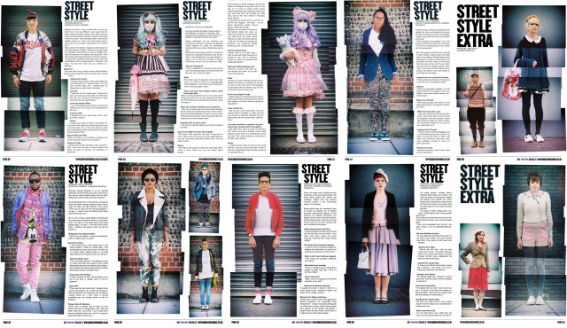 6 months of street style in source magazine