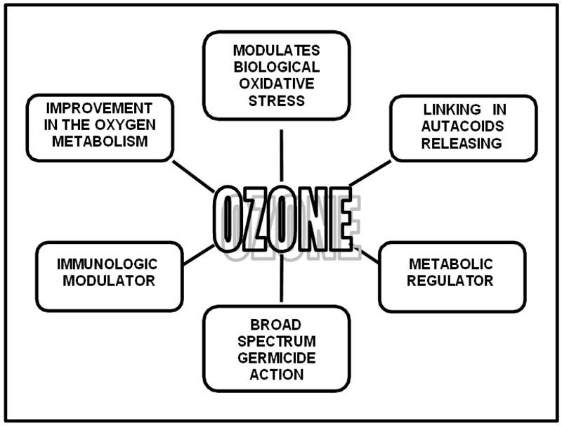 Ozone Therapy: Experiences in Critically ill