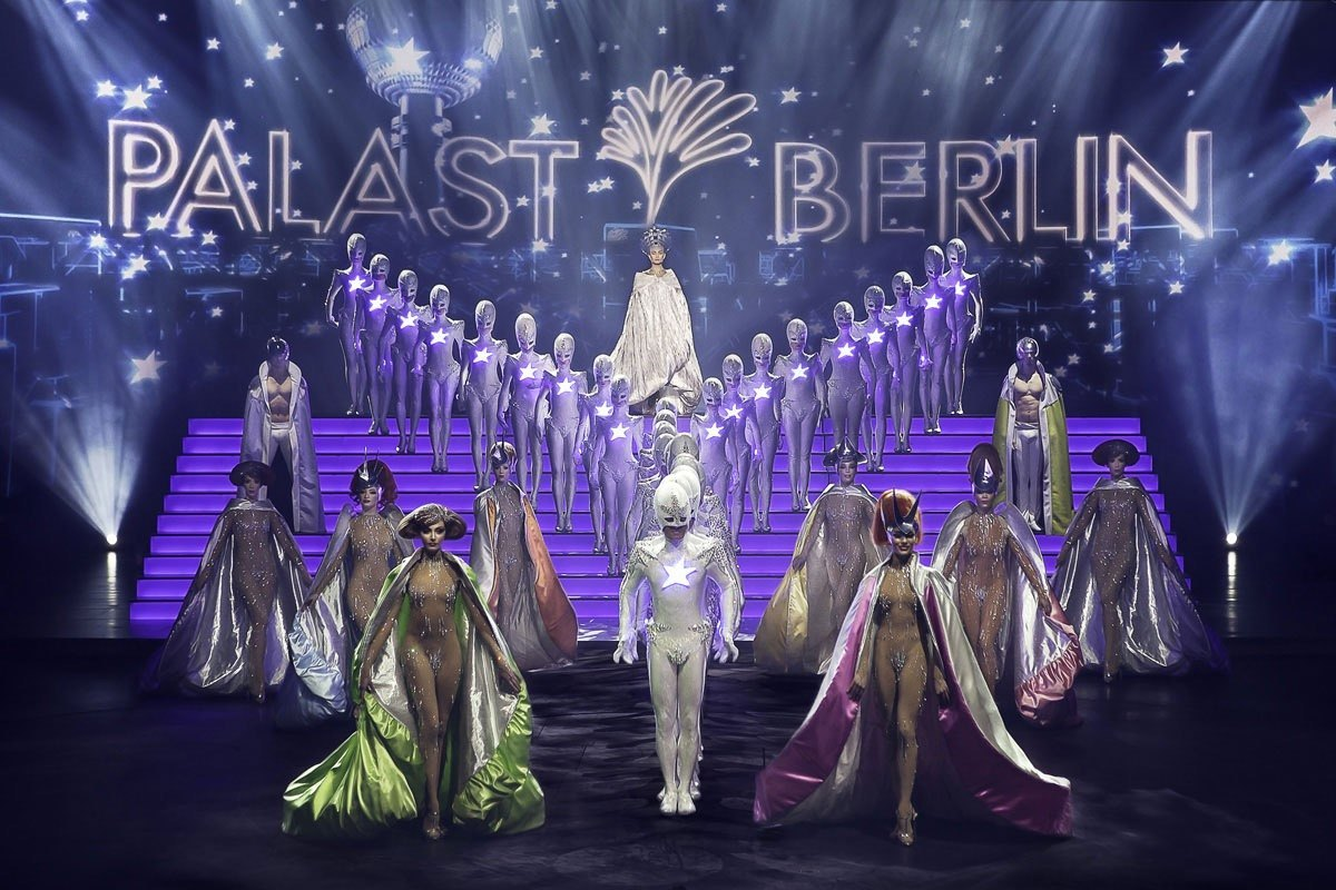 Grand Show THE WLYD Berlin