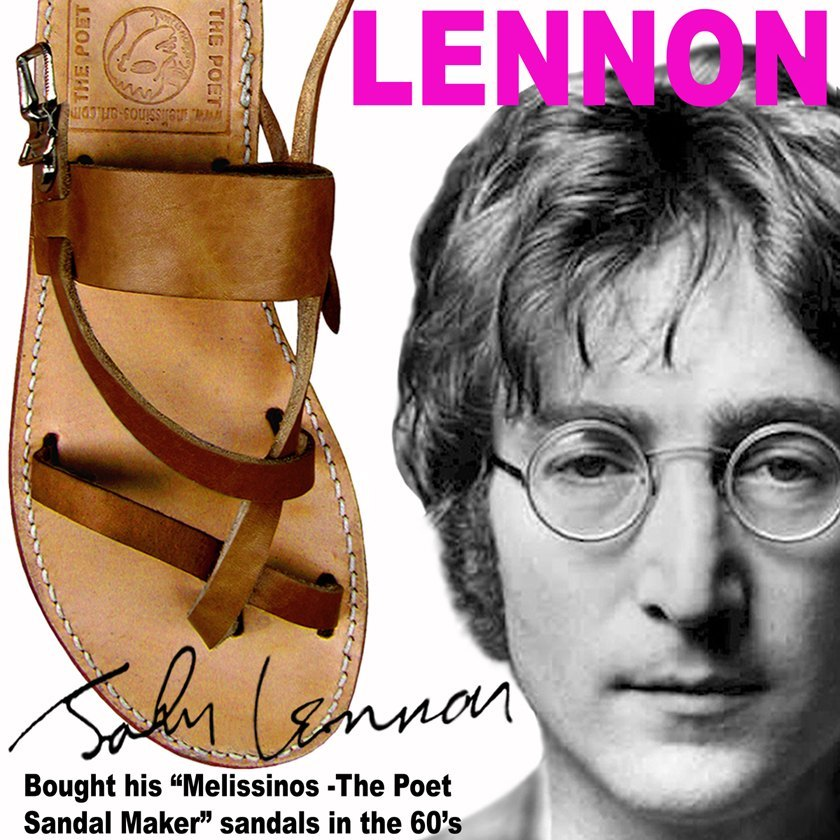 JOHN+LENNON+at+melissinos+art+athens