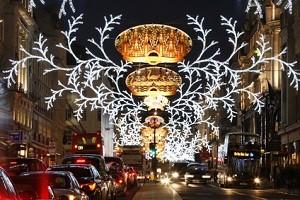 Kerstshoppen in Londen 2014  Londen bezoeken