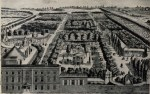 The impressive sight of Vauxhall Gardens in 1751