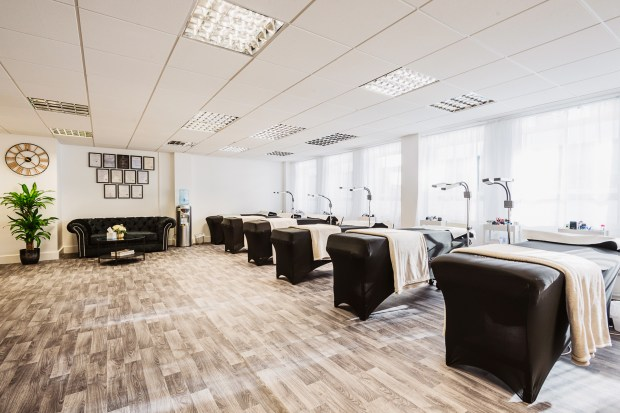 London Lash in Manchester offering eyelash extension