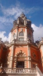 Lectures in past climates and ecosystems at Royal Holloway. Image by Dan Nicholson.