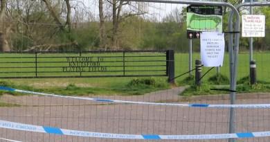 coronavirus closed watford parks