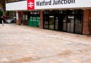 Cyclists Bike Racks removed from outside Watford Junction station