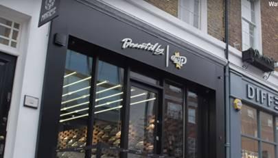 sneaker shops in London