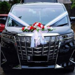 All New Alphard Kijang Innova 2.0 G Wedding Car By Bridestory Com Add To Board 004
