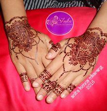 Henna Art Tangan