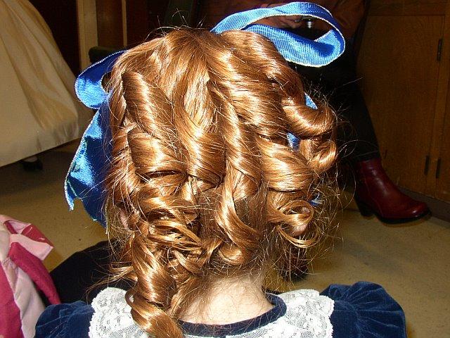 Party Girl Hair