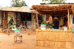Village near Mpanda