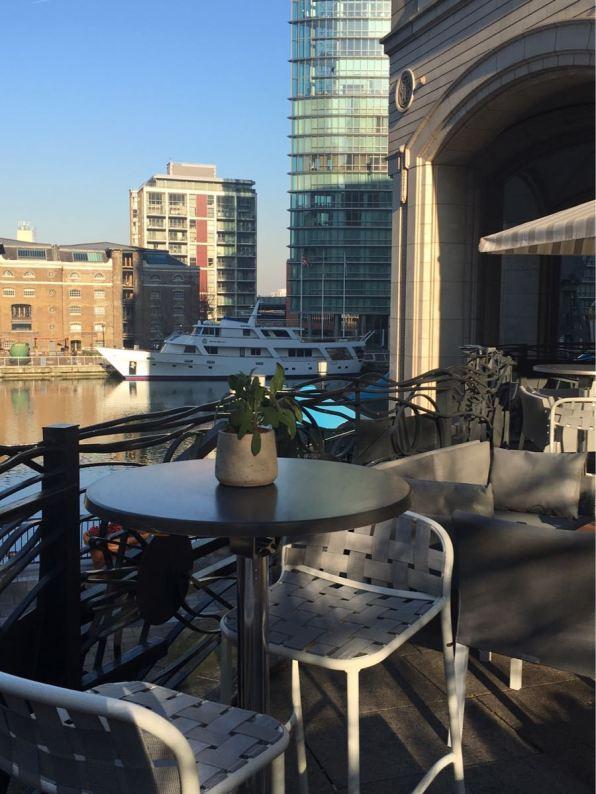 The Pagination, Canary Wharf, London