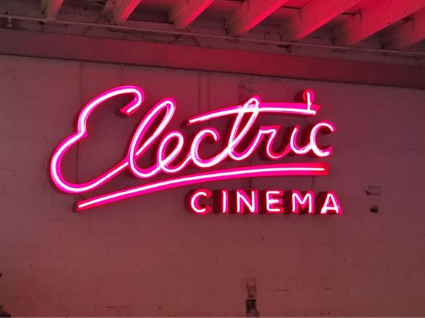Barber and Parlour, Electric Cinema, Shoreditch, London