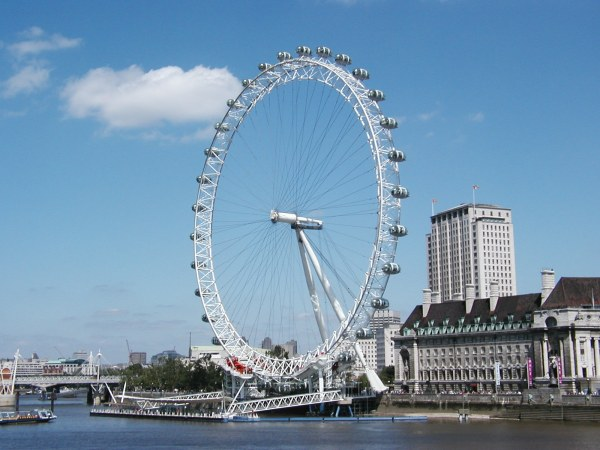 England London Eye