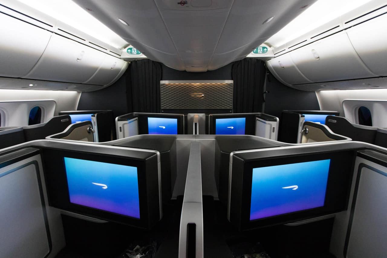British Airways Boeing 787 Archives London Air Travel