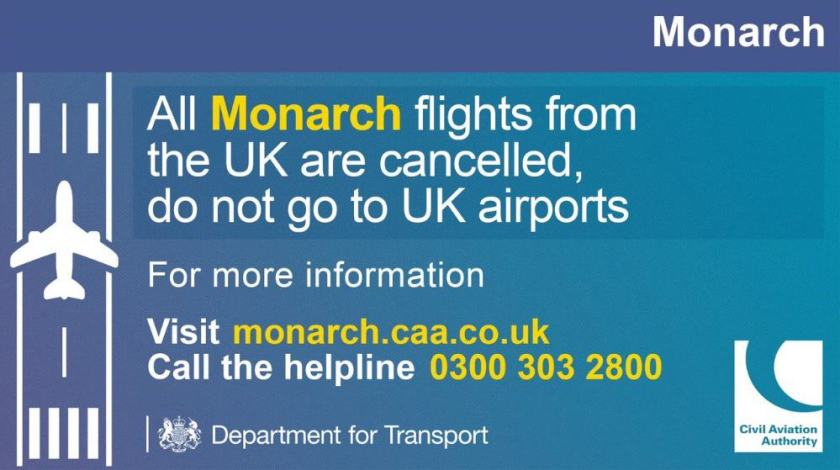 Monarch Notice