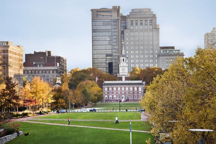 Philadelphia's Independence Hall (Image Credit: C. Smyth for VISIT PHILADELPHIA®)