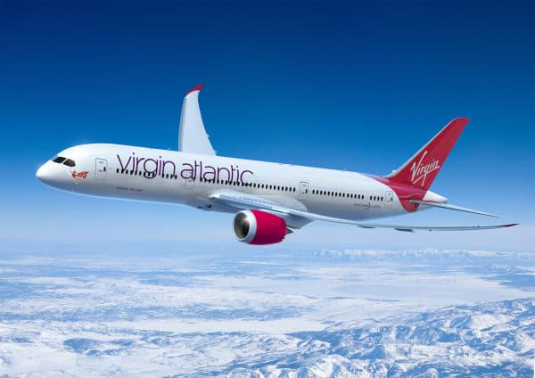 Virgin Atlantic Boeing 787 Dreamliner
