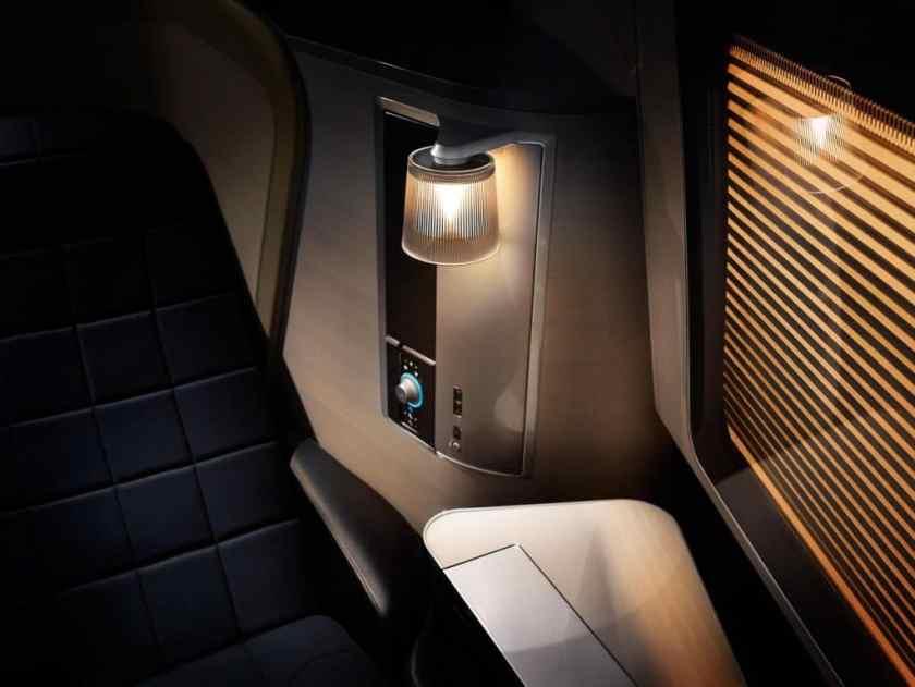 British Airways First Class Cabin (Image Credit: British Airways)