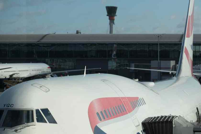 British Airways Boeing 747 G-BYGC featuring a radome encasing two satellite antenna for internet access (Image Credit: Nick Morrish/British Airways)