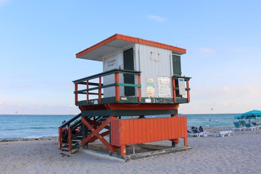 South Beach, Miami (Image Credit: London Air Travel)