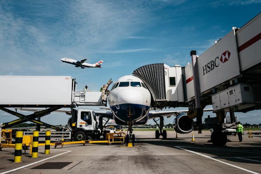 BA Airbus A319 aircraft at London Heathrow (Image Credit: British Airways)