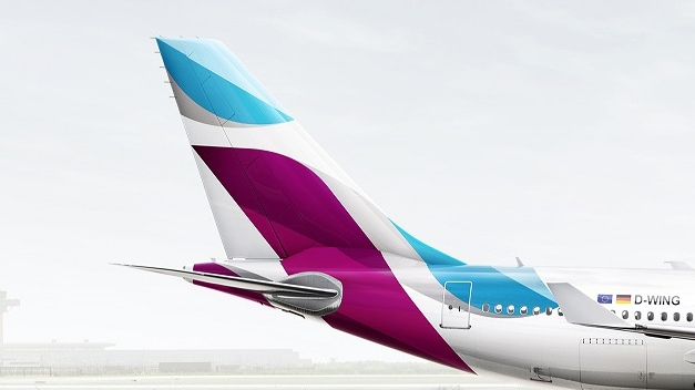 Eurowings Airbus A330 tailfin