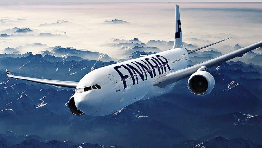 Finnair Aircraft
