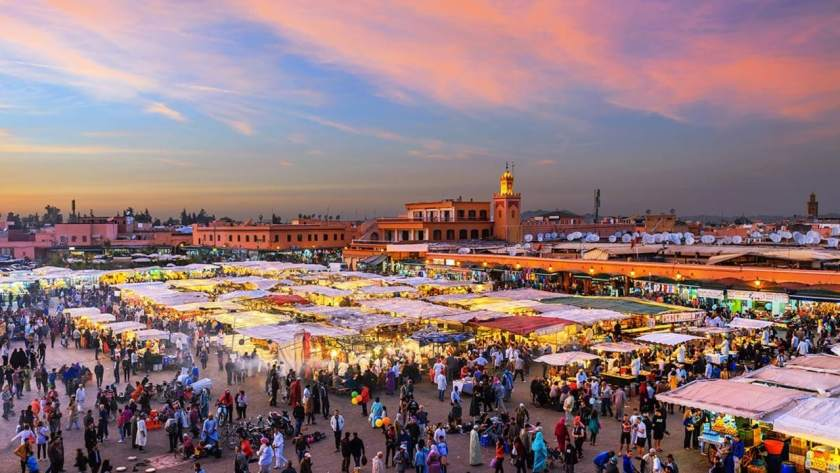 Marrakech, Morocco. (Image Credit: British Airways)