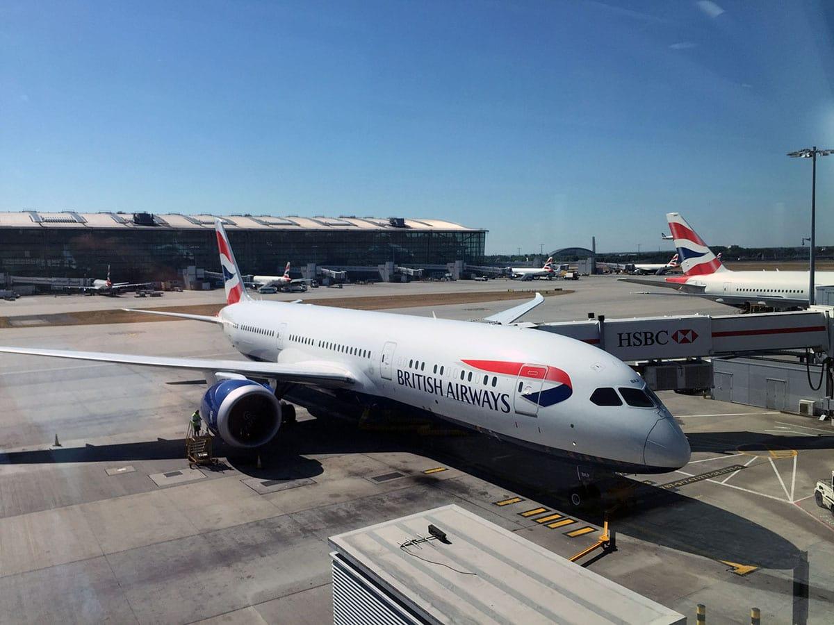 2c4ca0b8f791 BA Club World London Heathrow - Montréal Reviewed – London Air Travel