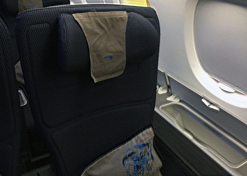 BA World Traveller Plus Seat Airbus A380