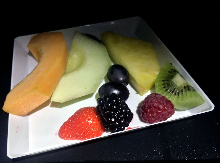 Fruit Salad, Gordon Ramsay Plane Food Picnic