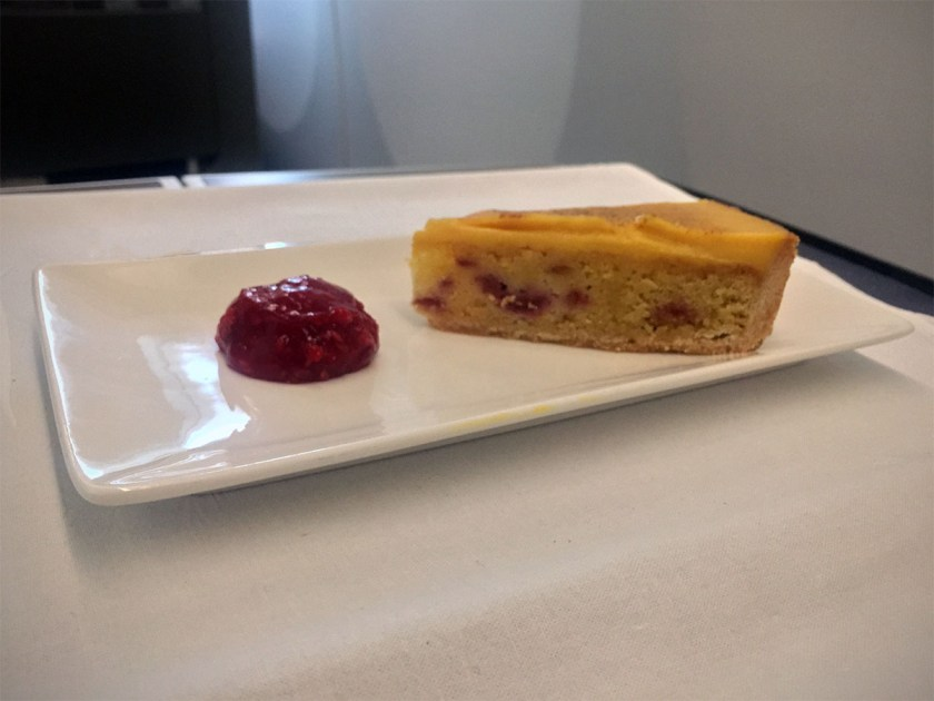 BA Club World Dessert June 2017