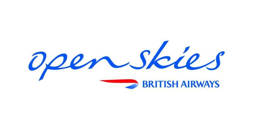 BA OpenSkies Logo