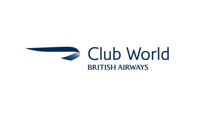 BA Club World Logo