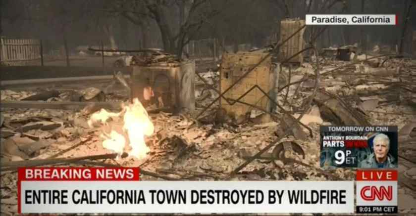 California Wildfire News Coverage