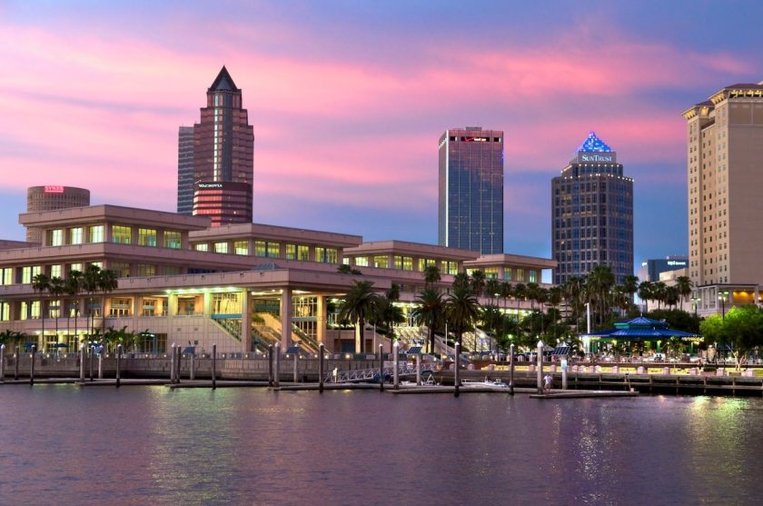 Tampa Cityscape