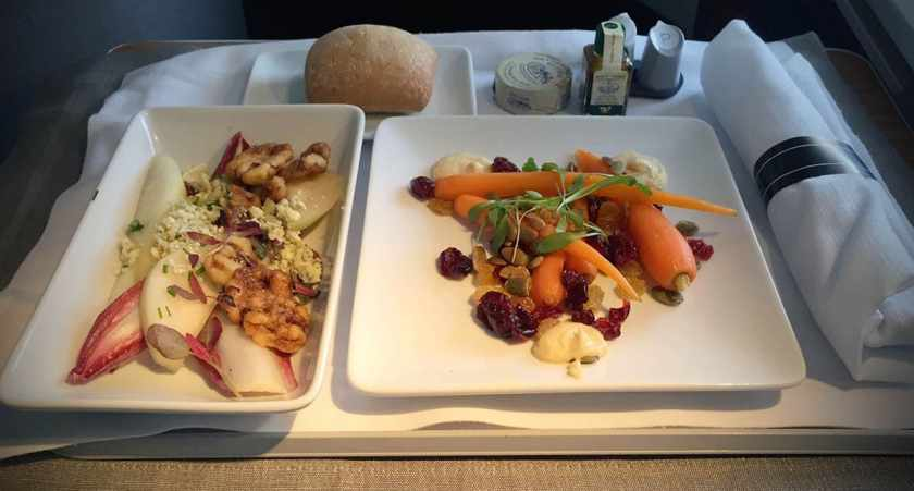 Starter, American Airlines London Heathrow - Dallas Fort Worth