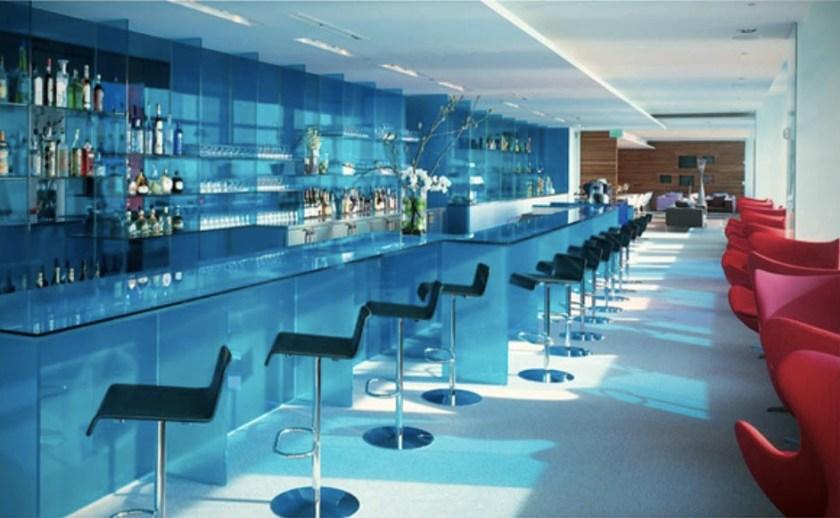 Virgin Atlantic San Francisco Clubhouse