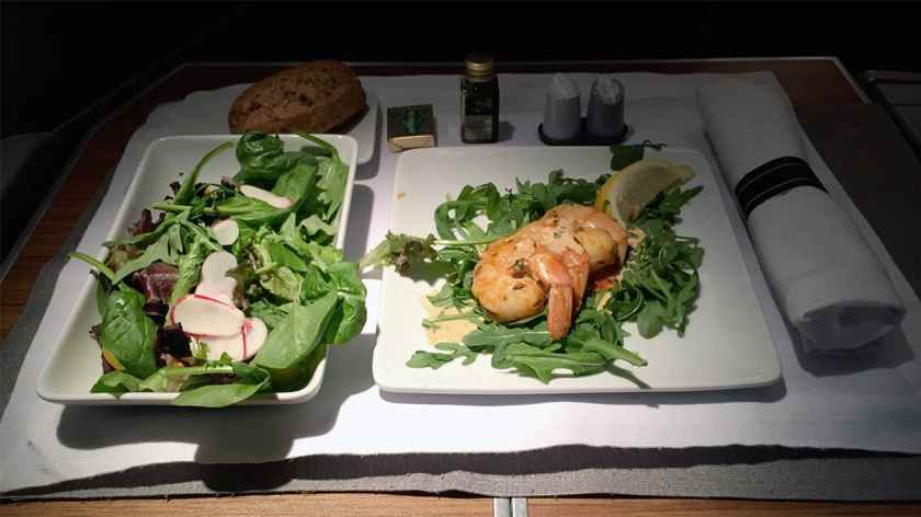 American Airlines Boeing 777-200 Business Class Starter