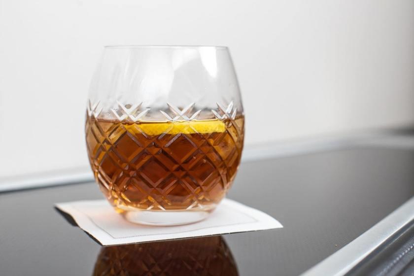 British Airways First Class Glassware 2019