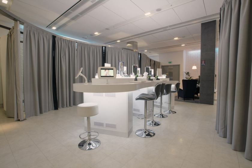 British Airways Elemis Travel Spa, London Heathrow